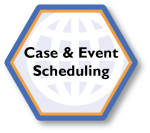 Case & Event Scheduling