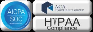AICPA-SOC, ACA Compliance, HIPPA Compliance