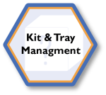 Kit & Tray Management